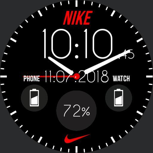 NIKE sport watch.