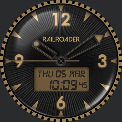 snork railroader mk2
