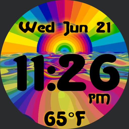Howies Rainbow Lake