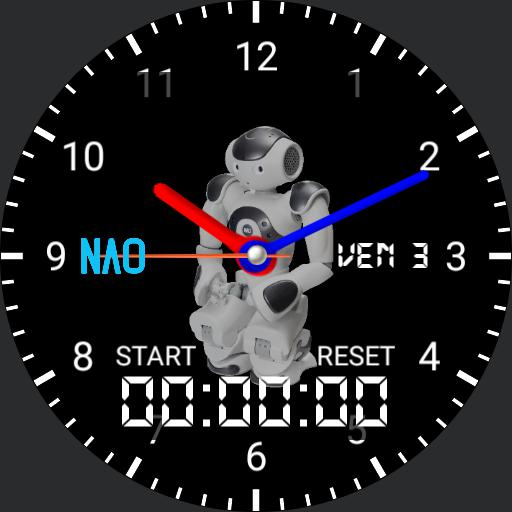 NAO Challenge unofficial