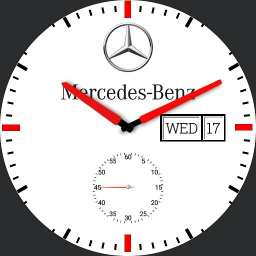 Mercedes Peter II