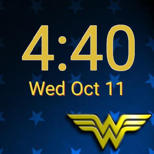 Wonder woman W