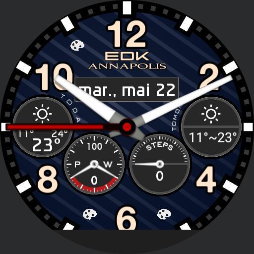 Kosiba 4 double dials