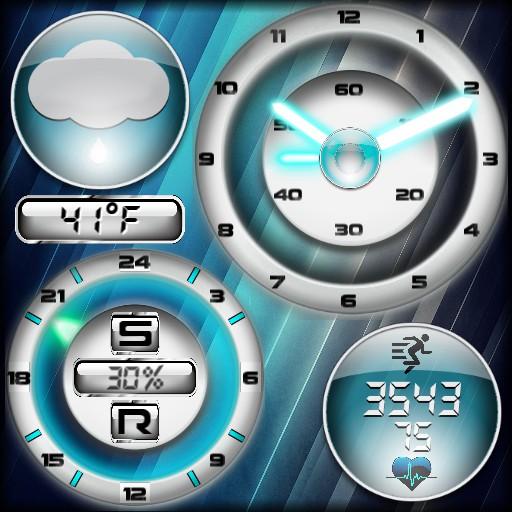 Blue Light Watch v2