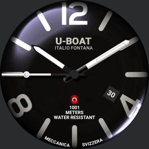 U-Boat Black V2