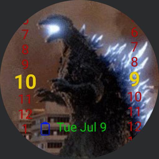 Godzilla  Copy