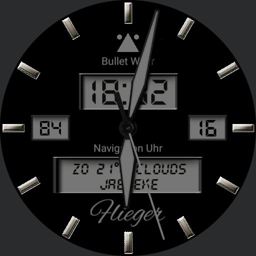 BW Flieger Uhr GPBL