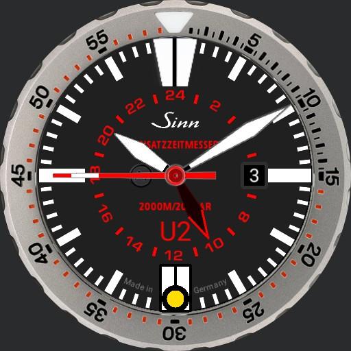 Sinn U2 EZM 200 bar #3