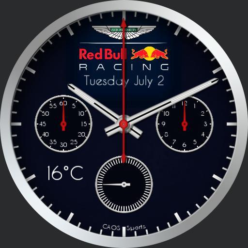 Red Bull Racing Analogue