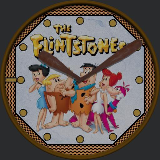 The Flintstones Watch
