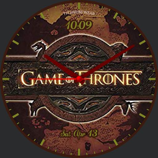 Titanium Wear Game of Thrones