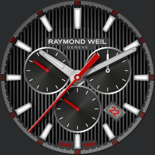 Raymond Weil Tango 300 Black