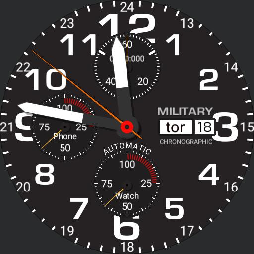 Military Field Watch