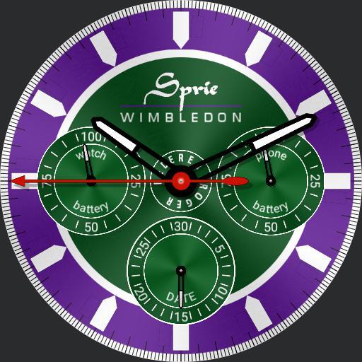 Sprie Wimbledon