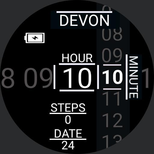 Devon Round