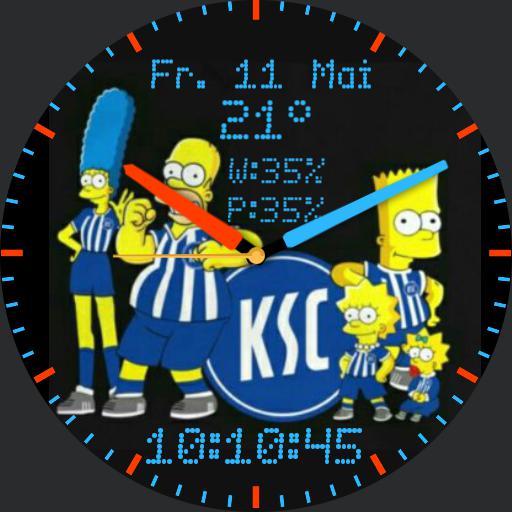 KSC-Simpsons by Tiefbassmonster