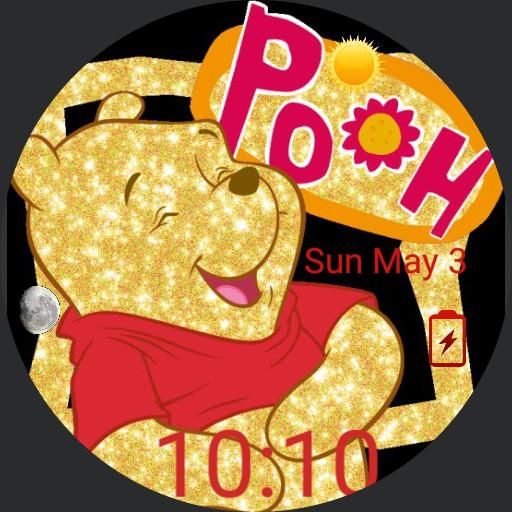 sparkle pooh