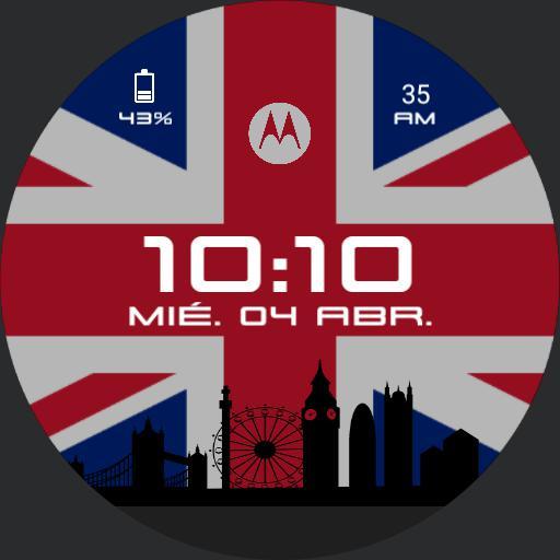 Motorola 360 Sport UK
