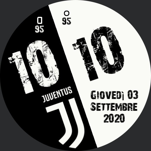 Juventus Save36 Dimmed BW