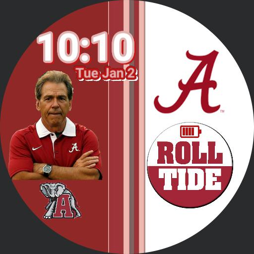 Roll Tide Playoffs