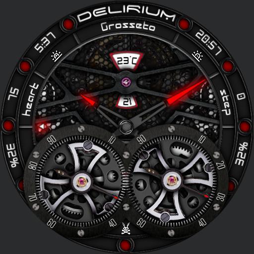 Delirium W Mech v3.0