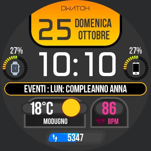 DWaTCh interactive watch Copy