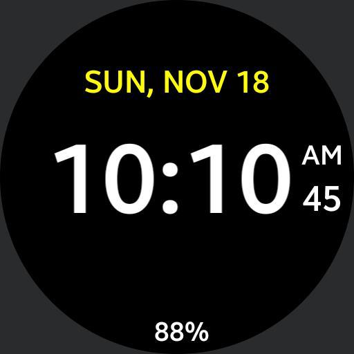 Low Battery Watch