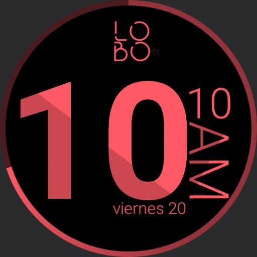 LOBOmx Minimal design