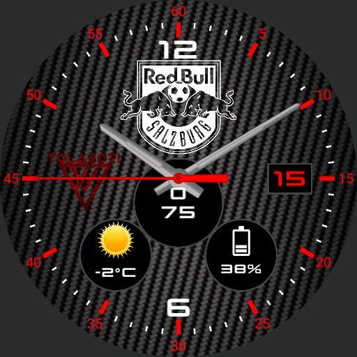 Sport Chrono Red