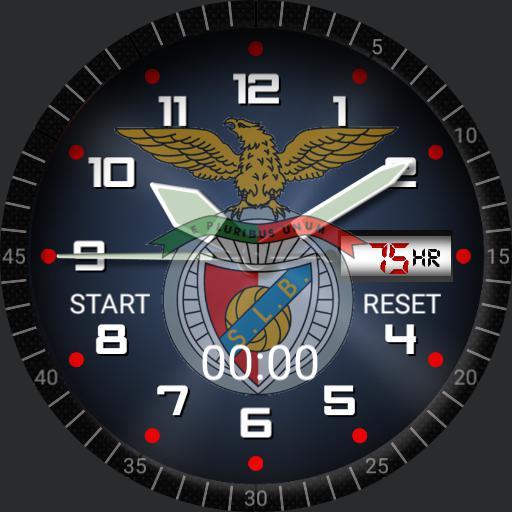 Benfica Soccer watch