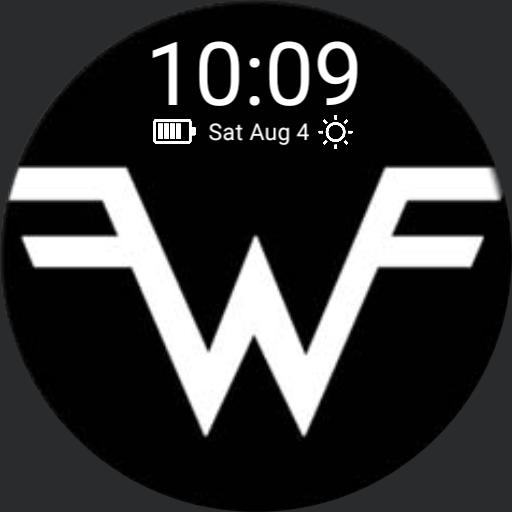 weezer flying w