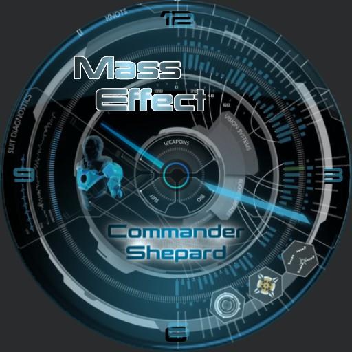 My Mass Effect Watch