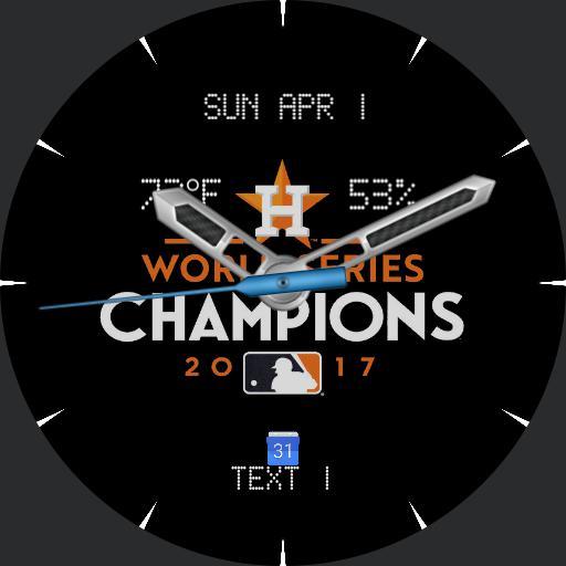 Astros 2017 World Champions