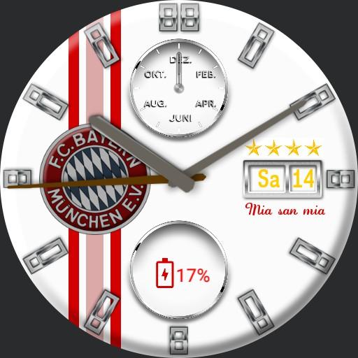 FC Bayern watch