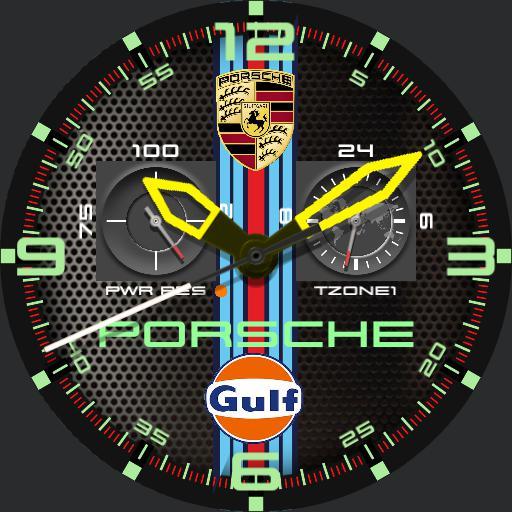 Yann Porsche carrera martini
