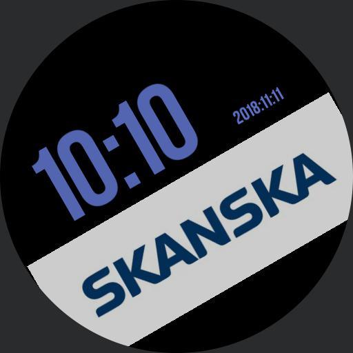 Skanska Logo 3