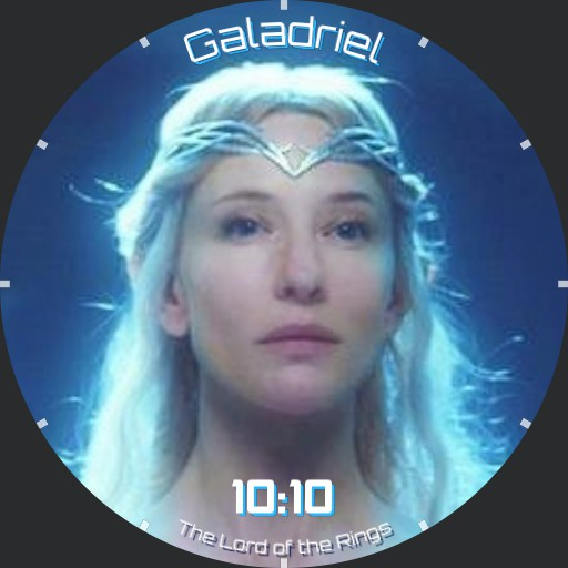 LOTR Galadriel - by Klaatu