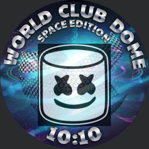 WCD Space Edition, marshmello