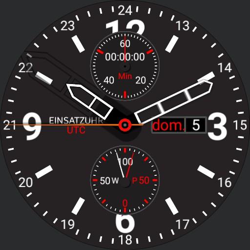Mission Watch 5.4 UTC full hours