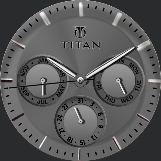 Titan multi color