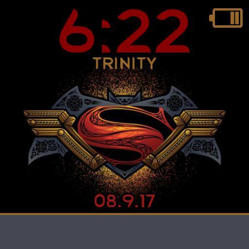 dc comics trinity.