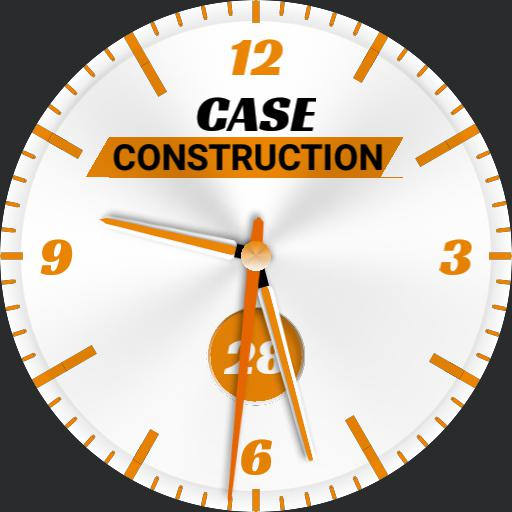 CASE CONSTRUCTION WATCH