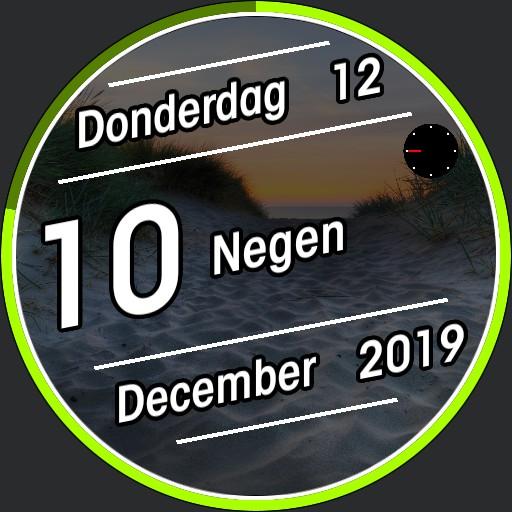 Tell time in Dutch v1.0