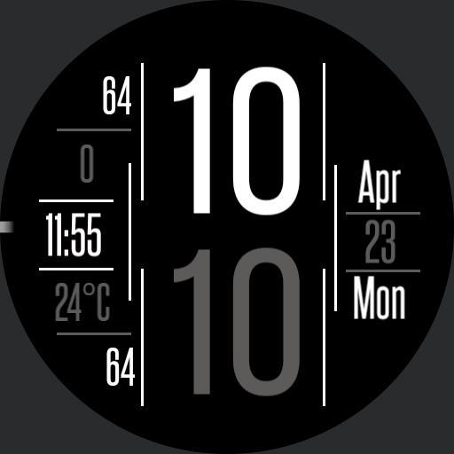 Simple Digital Grey