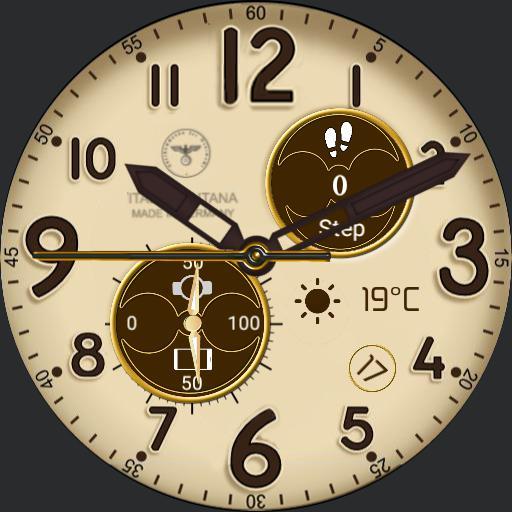Antik Watch ll