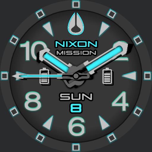 PVS Nixon 9 ST Aqua