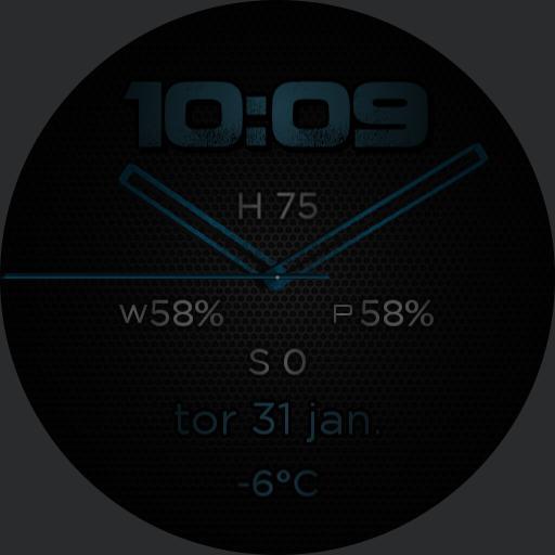 TL Watch 2 Blue