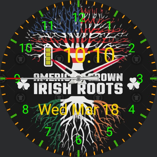American Growth, Irish Roots