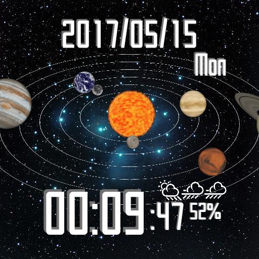 Solar system watch R