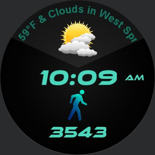 weather walking